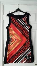 Desigual dress 14 size