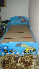 Little boys bed age 2-7