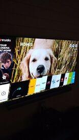 """LG 55"""" OLED 4k tv"""