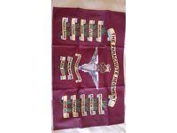 Parachute tea towel