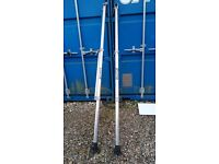 PAIR YOUNGMAN SCAFFOLD TOWER OUTRIGGERS