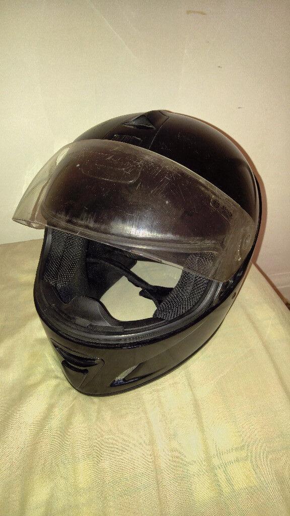 Halfords motorcycle helmet size L 59-60 | in Luton ...