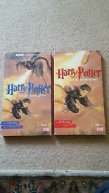 Harry Potter and the Goblet of Fire Audiobook CDs