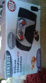Homedics deluxe Shiatsu cushion remote control with heat if required