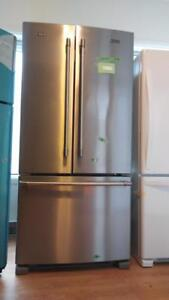 33-inch Maytag Refrigerator, French Doors, Stainless, Showroom