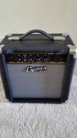 Cruiser by crafter 10 watt practice amp