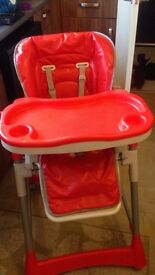 Baby feeding chair in wonderful condition.