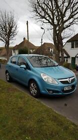 2011 - Vauxhall corsa £2400