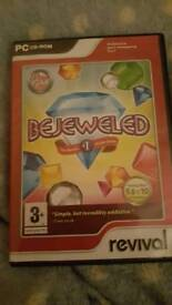 Bejewelled PC CD-rom Game