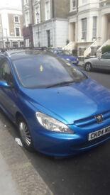 Peugeot Car for sale 307