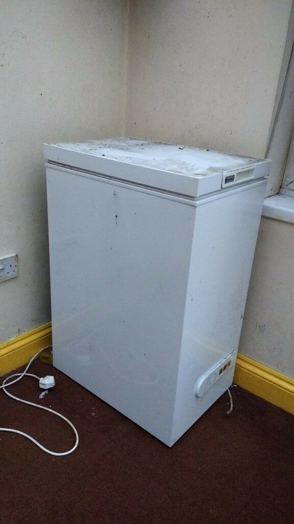 Freezer, fridge, washing machine & dishwasher