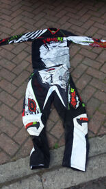 Kids / Youths Motocross clothing