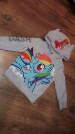 Disney Me little pony sweatshirt 3-4years