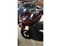 Honda PCX 125cc RED 2015 '65' Plate - £2100 ONO