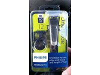 Philips one blade trim