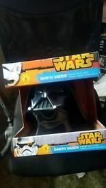 Star Wars Darth Vader Helmet New