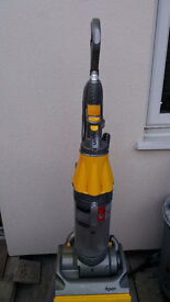 DYSON DC07 upright bagless vacuum - cleaned, refurbished, tested