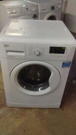 BEKO 9KG WASHING MACHINE new ex display