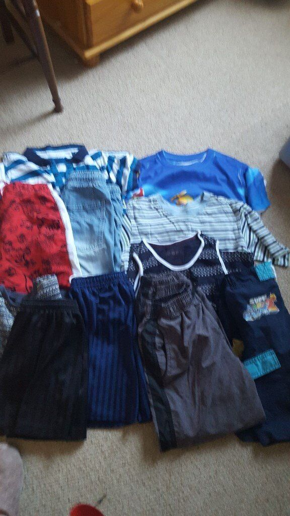 BARGAIN BUNGLE OF BOYS CLOTHES