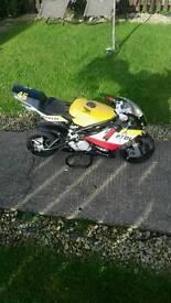 mini moto b1 water coold
