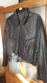 Genuine Emporio Armani Leather Size L