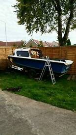 Boat 19'approx for sale