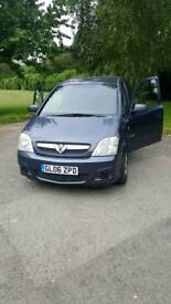 Vauxhall mervia active