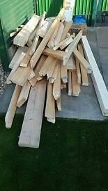 Job lot reclaimed timber as new