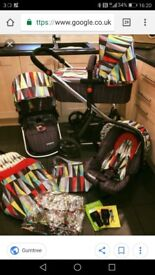 Cosatto Travel system