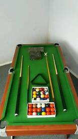 Lovely Snooker/pool table for sale