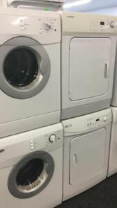 BLOWOUT WASHERS AND DRYERS, UP TO 15% OFF!! IF YOU COME BETWEEN JANUARY 11 TO 20TH