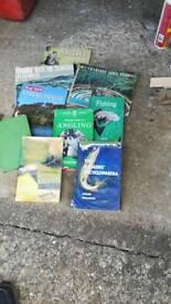 Angling books