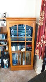 LP player/ CD music system