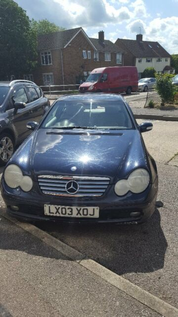 Mercedes-Benz C Class 1 8 C200 Kompressor SE Automatic  Very reliable   Drives perfect with no issues | in Harlow, Essex | Gumtree