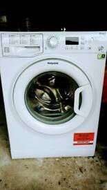 Hotpoint washing machine WMFUG 942