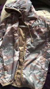 reversible k-way jacket