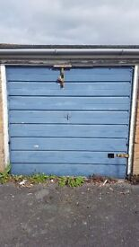 single garage in worle