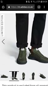 Mens Adidas X CP Company Kamanda UK 9.5 BNIB