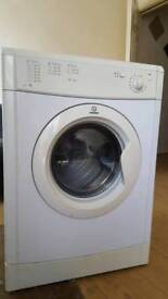 Indesit 6kg Vented Dryer Serviced With New Parts