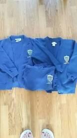 School uniform. Litchard primary.