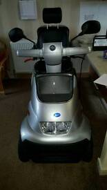 Breeze s4 mobility scooter