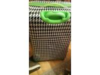 Check this out! Large suitcase.