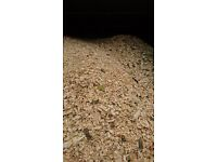 Free woodchip delivered