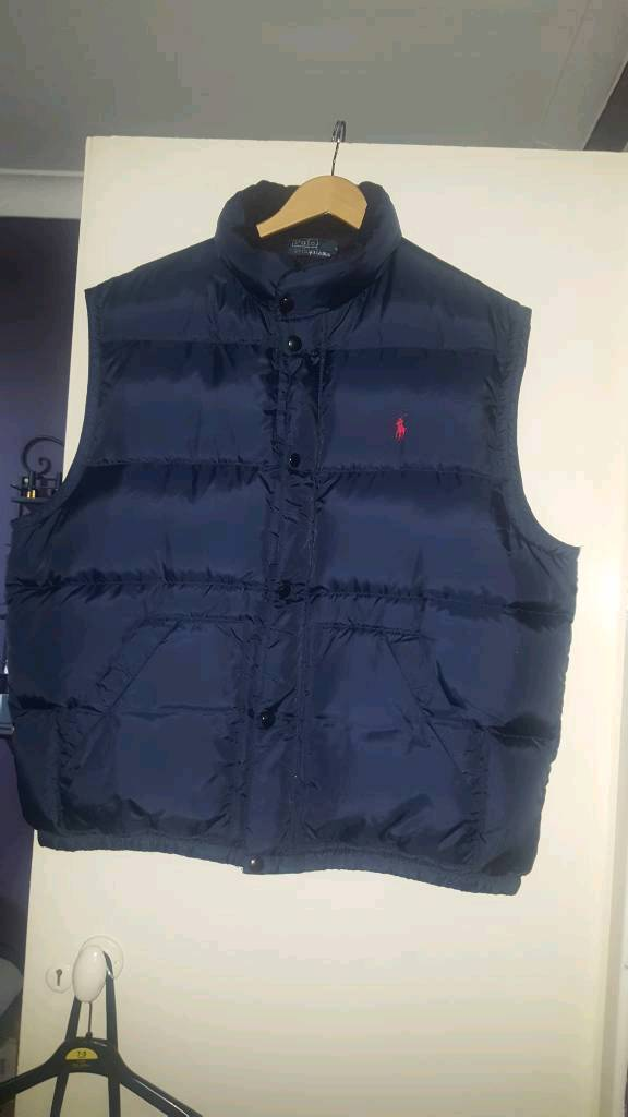 Xxl Ralph Lauren body warmer