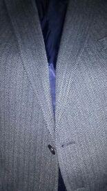 Grey Blue Harbour jacket