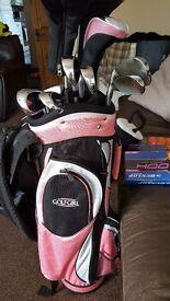 ladies golf clubs full set