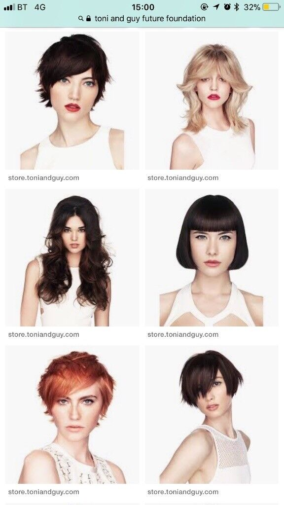 Models Wanted Toni Guy Academy Tottenham Court Road In