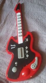 electric quitar ROCK STAR for a future ROCK STAR lots of fun