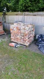 Old reclaim bricks