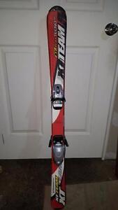 TechnoPro Junior Downhill Skis - Size 110